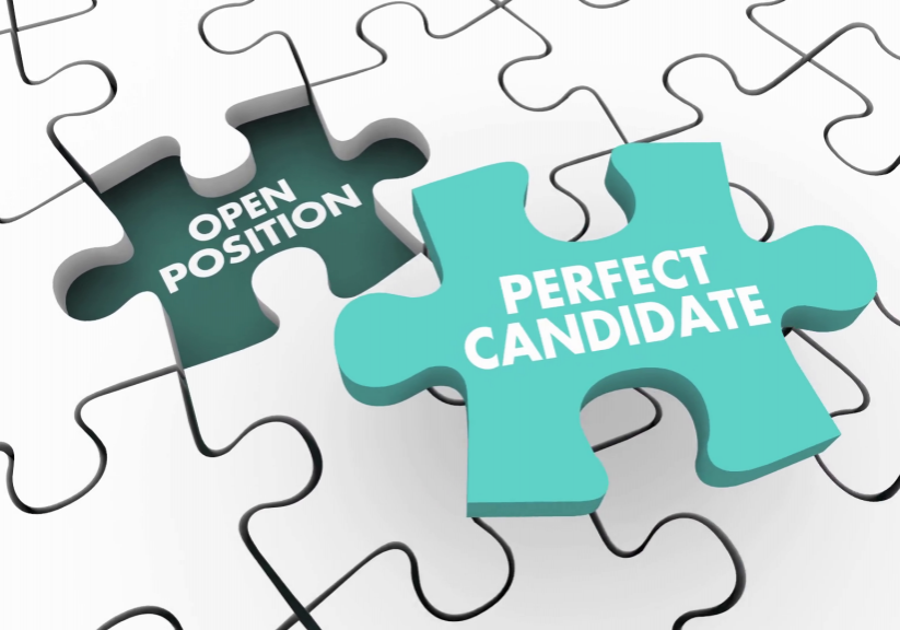 Finding or being the perfect candidate